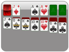 1 Card<br/>Solitaire